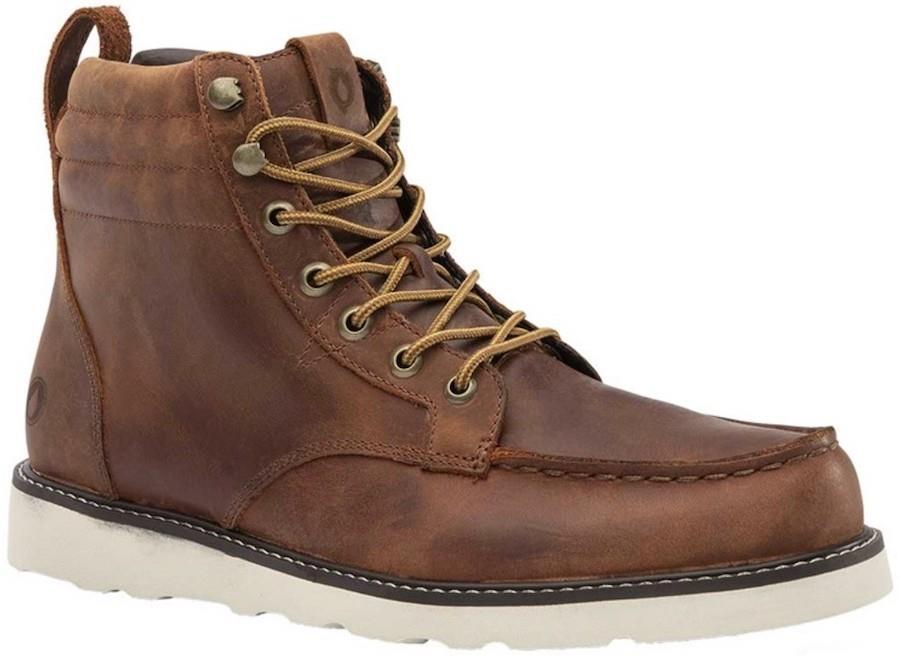 Volcom Willington Men's Winter Boots UK 10.5 Rust