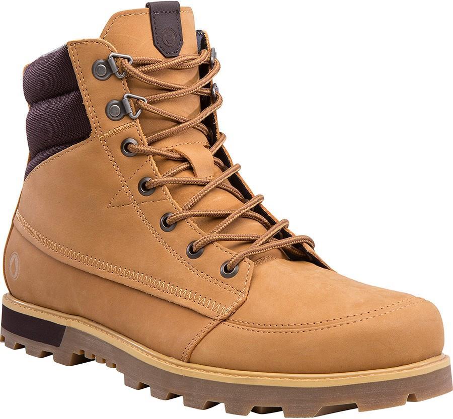 Volcom Sub Zero Men's Winter Boots, UK 12 Wheat