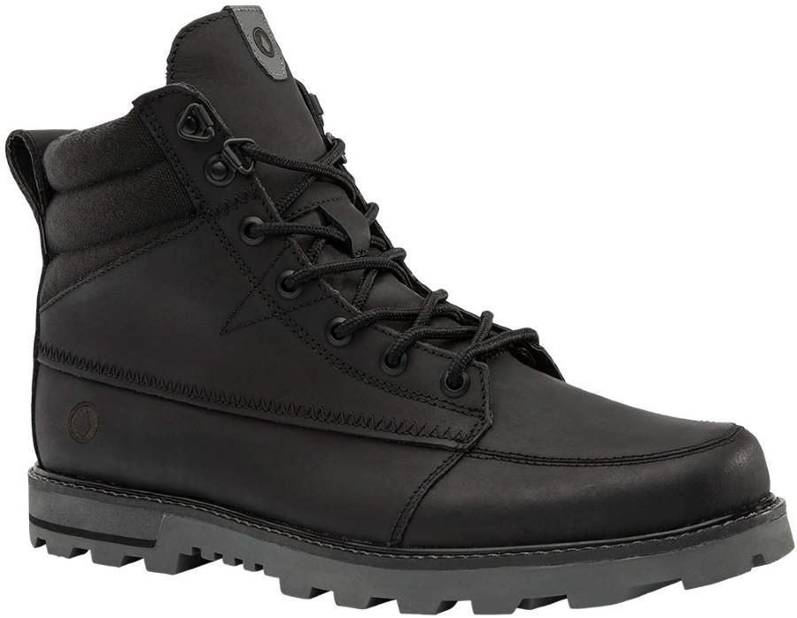 Volcom Sub Zero Men's Winter Boots, UK 10.5 Black Out