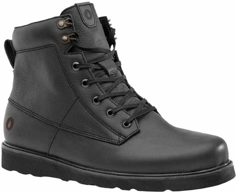 Volcom Smithington II Men's Winter Boots UK 8 Black