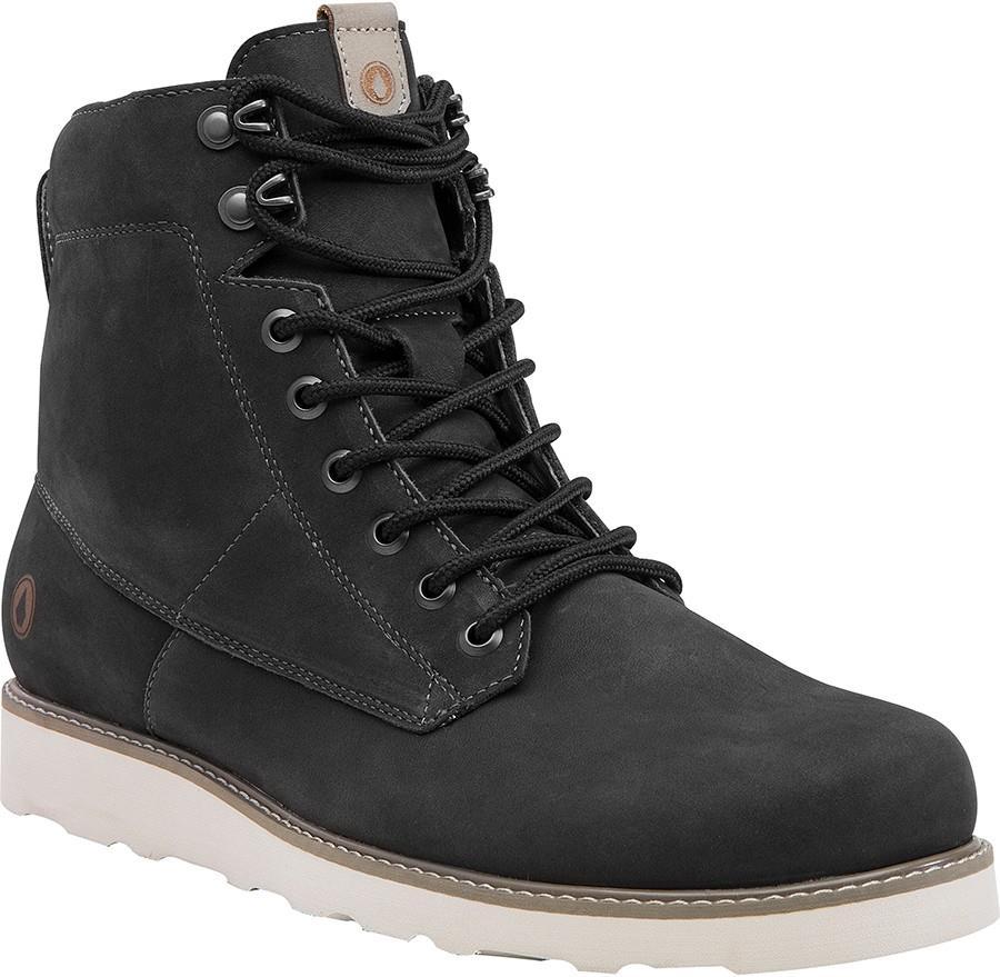 Volcom Smithington II Men's Winter Boots, UK 8 New Black