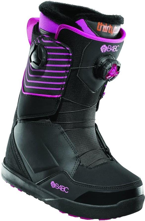 thirtytwo Lashed Double BOA B4BC Women's Snowboard Boots, UK 7