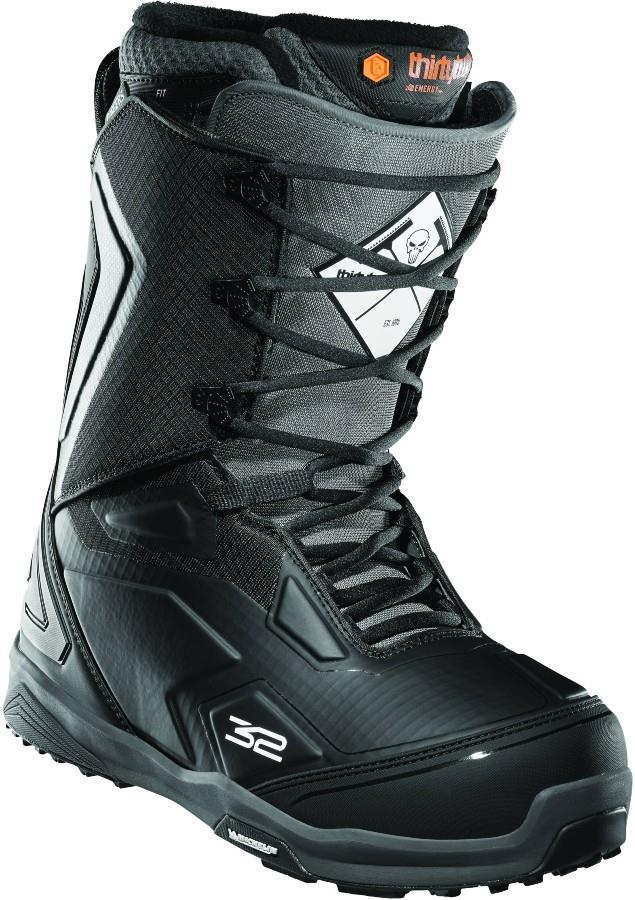 thirtytwo TM-Three Diggers Men's Snowboard Boots, UK 8 Black 2021