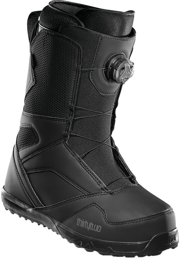 thirtytwo STW Boa Women's Snowboard Boots, UK 9 Black 2021