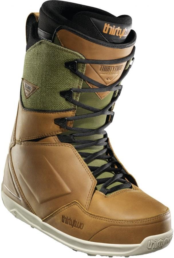 thirtytwo Lashed Premium Men's Snowboard Boots, UK 10 Brown 2021