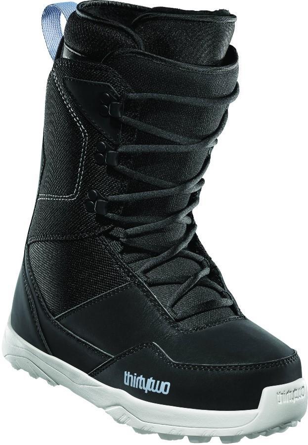 thirtytwo Shifty Women's Snowboard Boots, UK 4.5 Black 2021