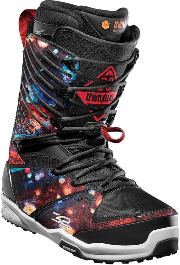 thirtytwo Mens 3xd Men's Snowboard Boots, Uk 11 Black/Print 2021