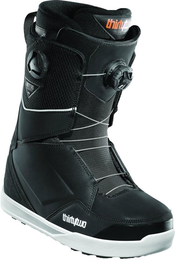 thirtytwo Lashed Double Boa Mens Snowboard Boots, UK 9 Black 2021