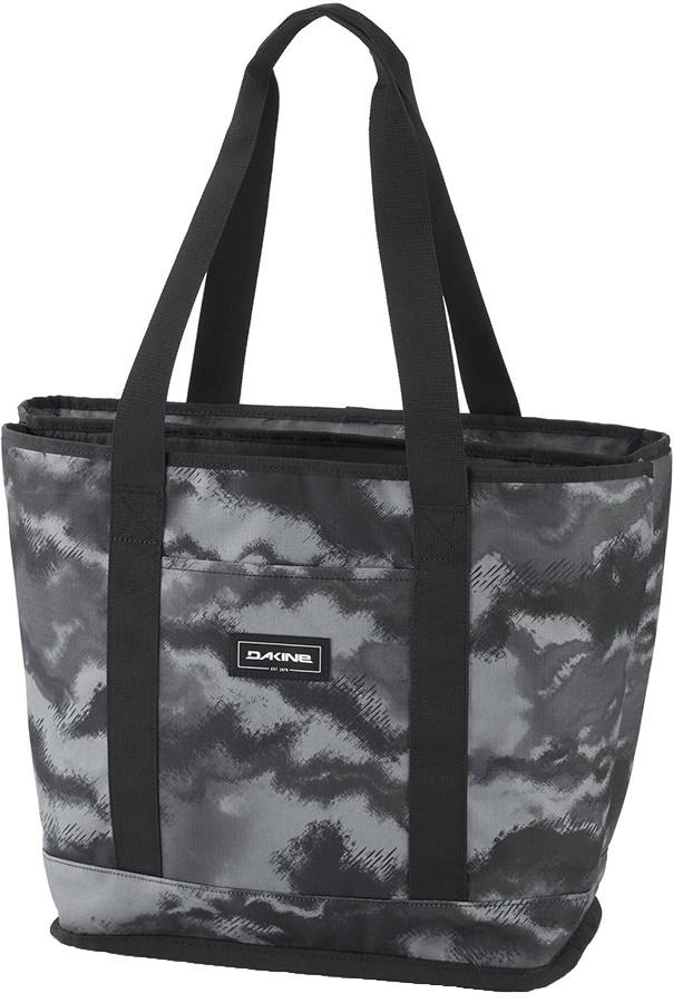 Dakine Party Tote Shoulder Bag With Cooler, 27L Dark Ashcroft Camo