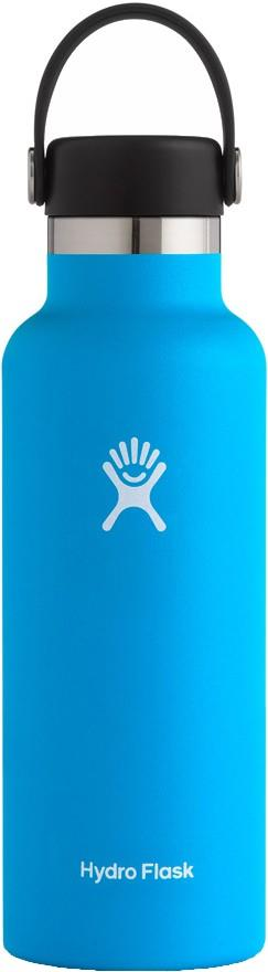 Hydro Flask 18oz Standard Mouth With Flex Cap Water Bottle, Pacific