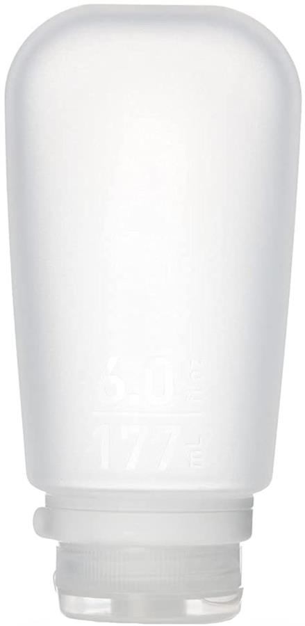 Humangear GoToob+ XL Bottle Soft Travel Container, 177ml Clear