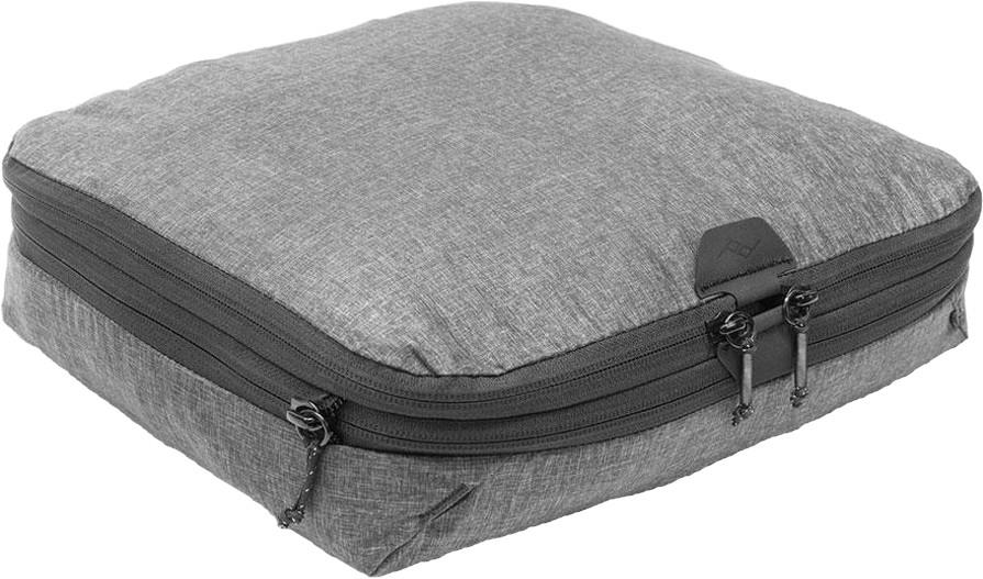 Peak Design Packing Cube Travel Line Pouch, Medium Charcoal Grey
