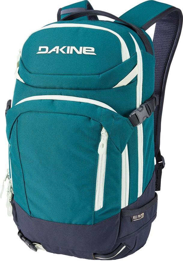 Dakine Womens Heli Pro Women's Snowboard/Ski Backpack, 20l Deep Teal