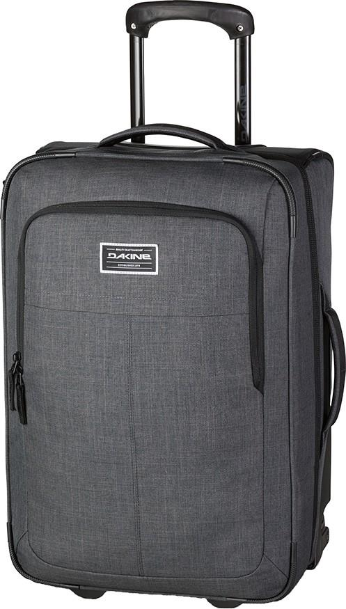 Dakine Carry On Roller Wheelie Bag Suitcase, 42L Carbon