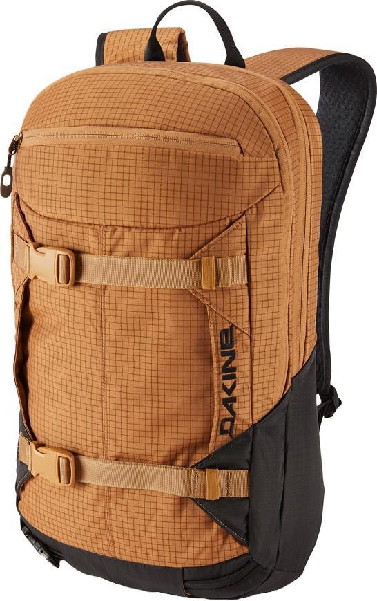Dakine Adult Unisex Mission Pro Snowboard/Ski Backpack, 18l Caramel