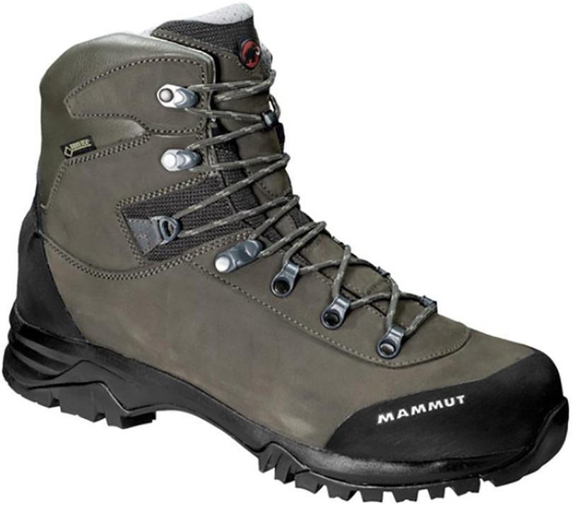 Mammut Trovat Advanced High GTX Hiking Boots, UK 8 Graphite/Taupe