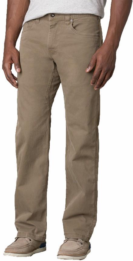 Prana Bronson Men's Pants XS Mud Regular