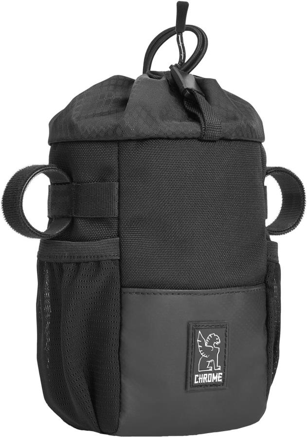 Chrome Doubletrack Feed Bag Sling Pouch, 1.5L Black