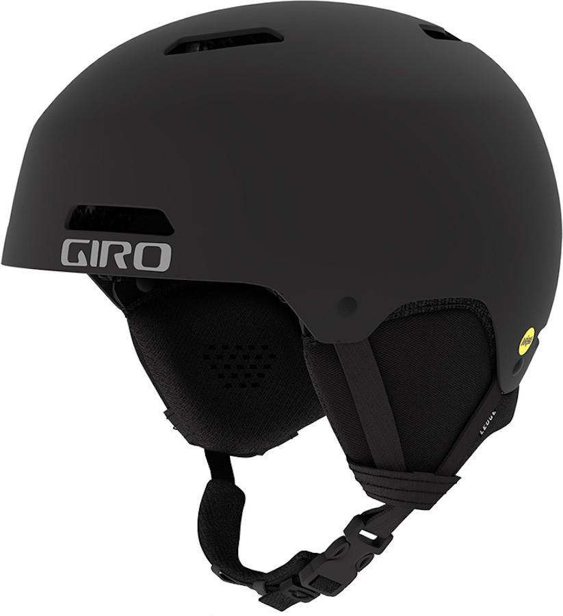 Giro Ledge MIPS Snowboard/Ski Helmet S Matte Black