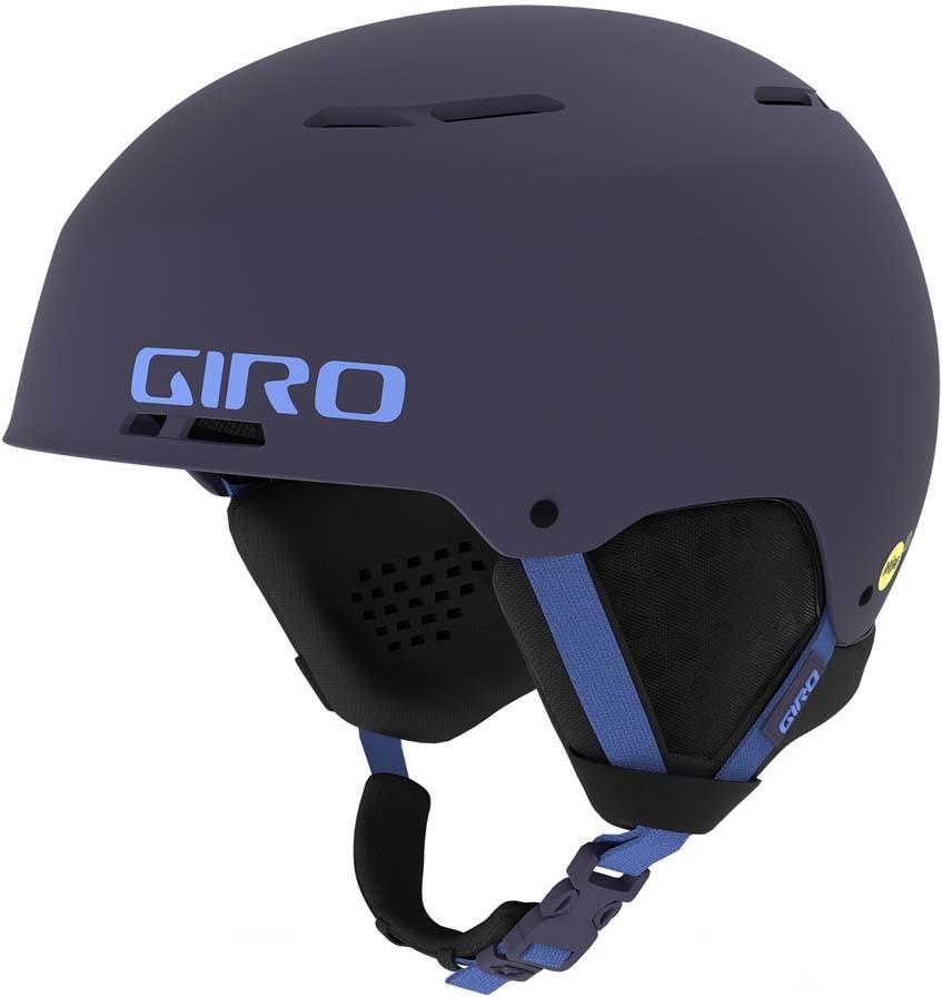 Giro Emerge MIPS Ski/Snowboard Helmet, S Midnight-Shock Blue