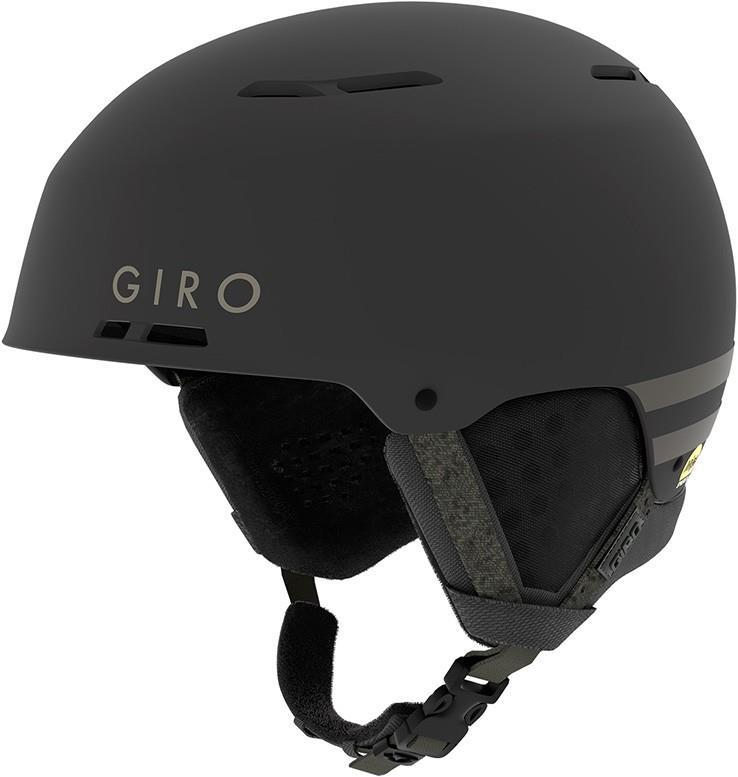 Giro Emerge MIPS Women's Ski/Snowboard Helmet, M Matte Black/Olive