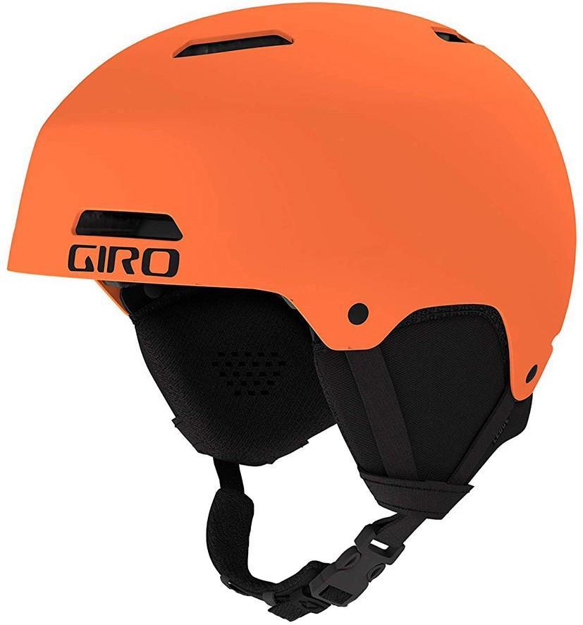Giro Adult Unisex Ledge Fs Mips Ski/Snowboard Helmet, S Matte Deep Orange
