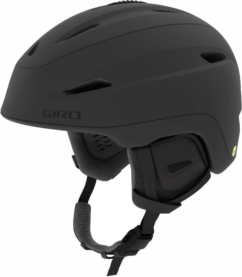 Giro Zone MIPS Ski/Snowboard Helmet, Matte Black, S