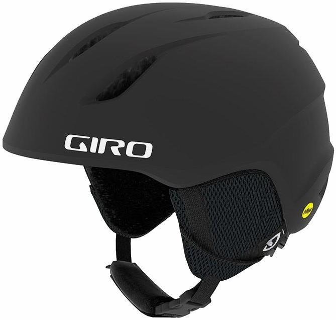 Giro Child Unisex Launch Mips Kids Ski/Snowboard Helmet, Xs Matte Black