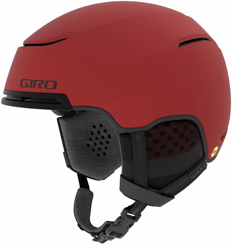 Giro Jackson MIPS Ski/Snowboard Helmet, S Matte Dark Red Sierra
