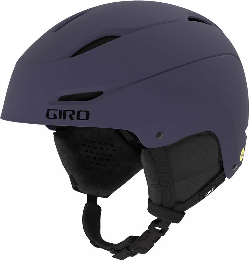 Giro Ratio MIPS Snowboard/Ski Helmet, Small, Matte Midnight