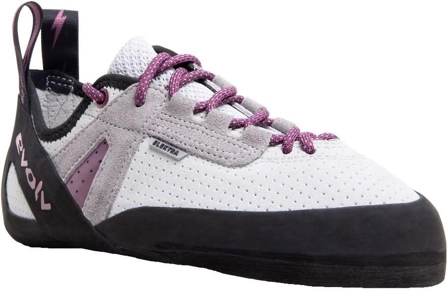 Evolv Elektra Lace Women's Rock Climbing Shoe, UK 5   EU 38 Silk