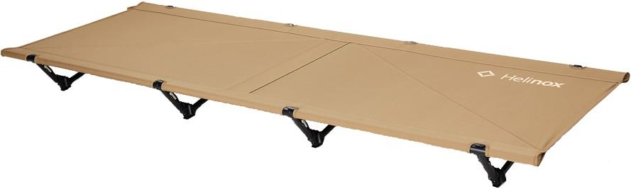 Helinox Cot Max Convertible Lightweight Compact Camp Bed, Tan