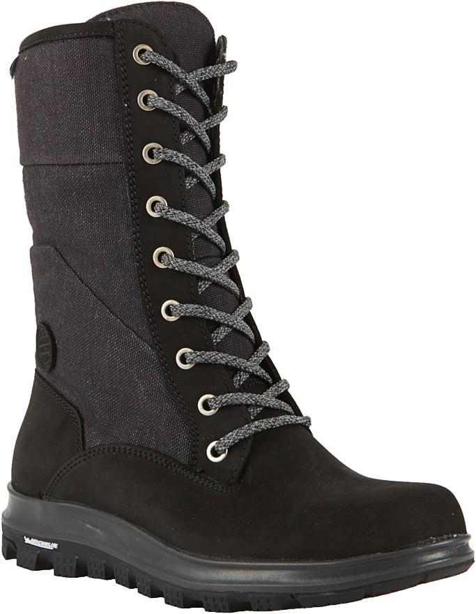 Hanwag Saisa High Lady ES Winter Boots, UK 4 Black/Black