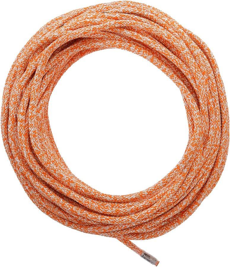 Petzl RAD LINE 6mm Hyperstatic Cord, 60m Orange