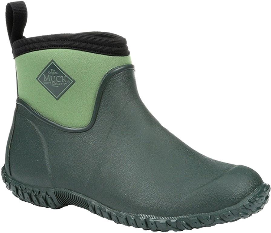 Muck Boot Muckster II Ankle Women's Slip-on Rain Boots, UK 8 Green