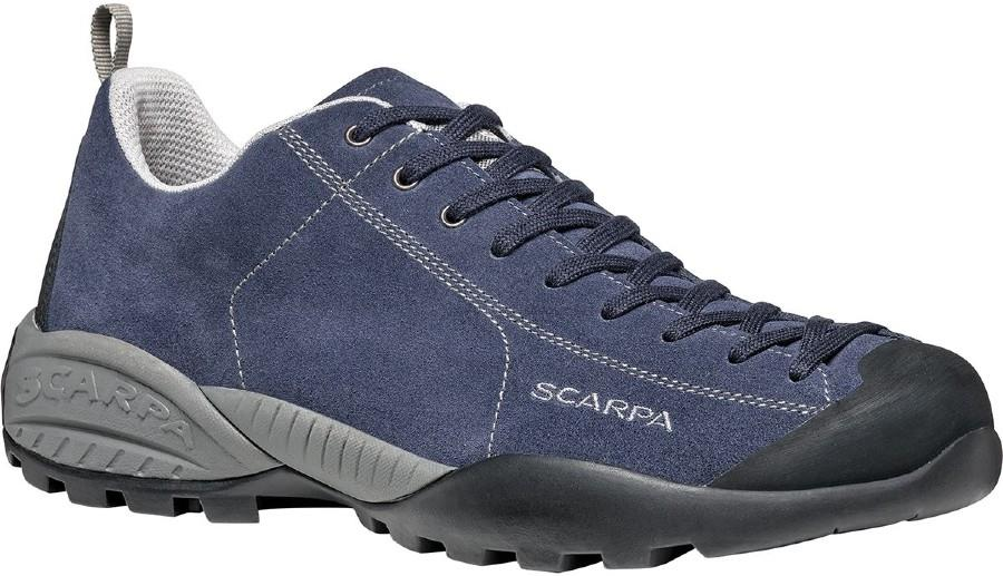 Scarpa Mojito Gore-Tex Approach Shoes, UK 11 | EU 46 Blue Cosmo