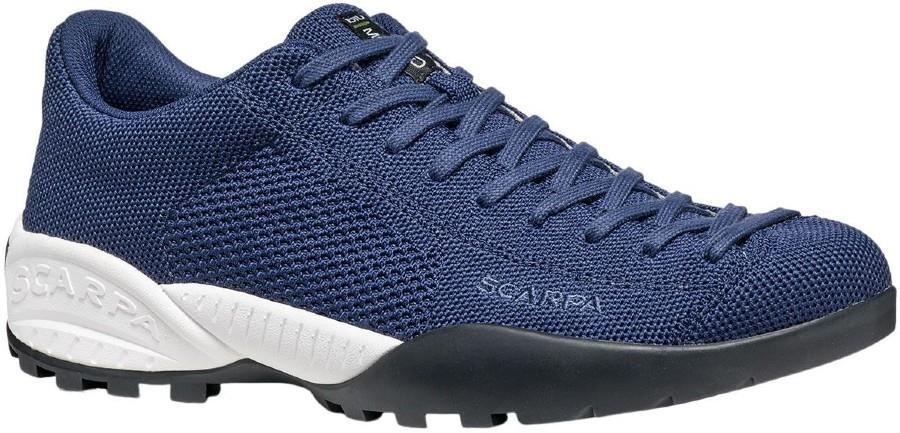 Scarpa Mojito Bio Approach Shoes, UK 8 | EU 42 Night Blue
