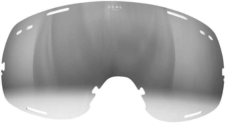 Zeal Sigma Snowboard/Ski Goggle Spare Lens, One Size, Metal Mirror
