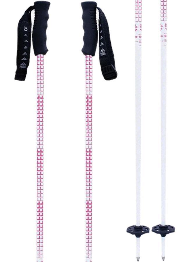 Black Crows Firmo Pair Of Ski Poles, 115cm Pink