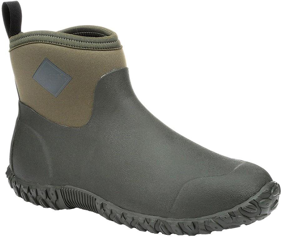 Muck Boot Muckster II Ankle Slip-on Rain Boots, UK 8 Moss
