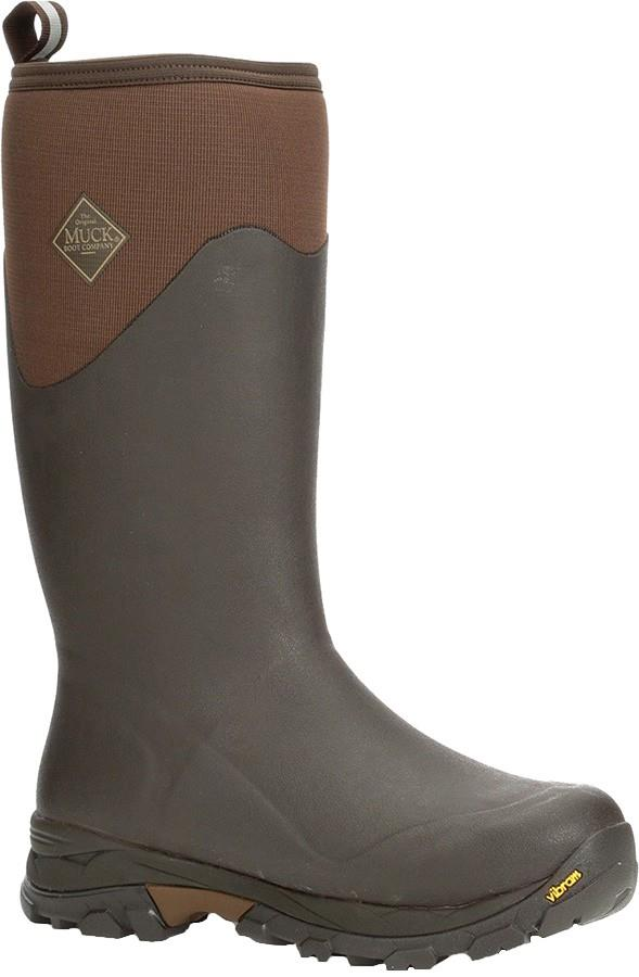Muck Boot Arctic Ice Tall AG Men's Wellies, UK 9 Brown