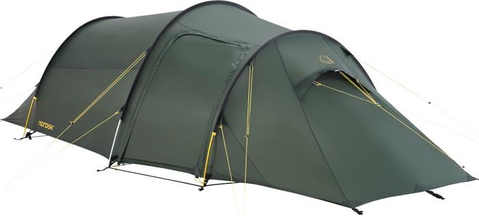 Nordisk Oppland 2 SI Lightweight Backpacking Tent, 2 Man Green