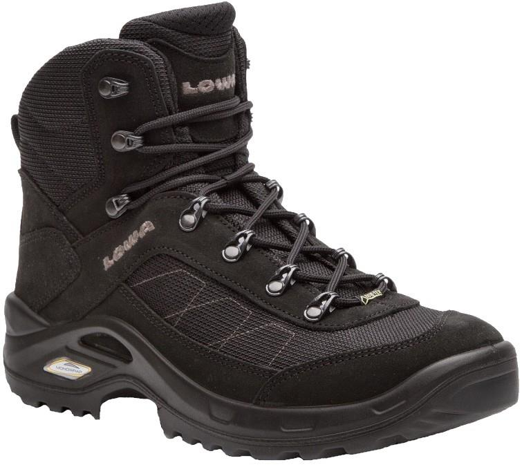 Lowa Adult Unisex Taurus Ii Gtx Mid Men's Hiking Boots, Uk 11 Black