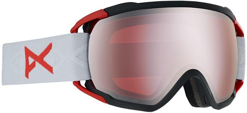 Anon Circuit Sonar Silver Ski/Snowboard Goggles, L Eyes 2020