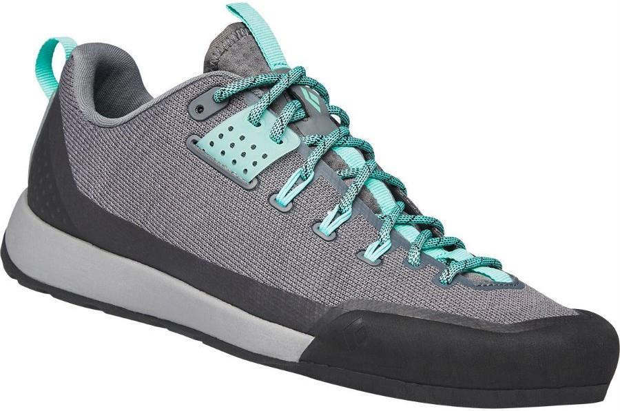 Black Diamond Technician Women's Approach Shoes, UK 6.5 Nickel