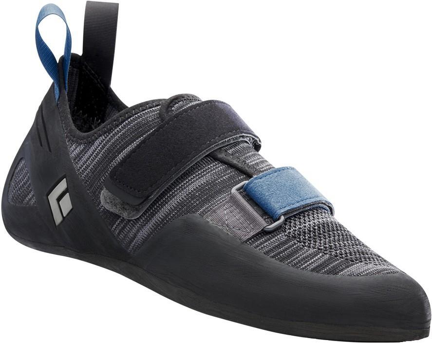 Black Diamond Momentum Rock Climbing Shoes, UK 7 | EU 41 Ash