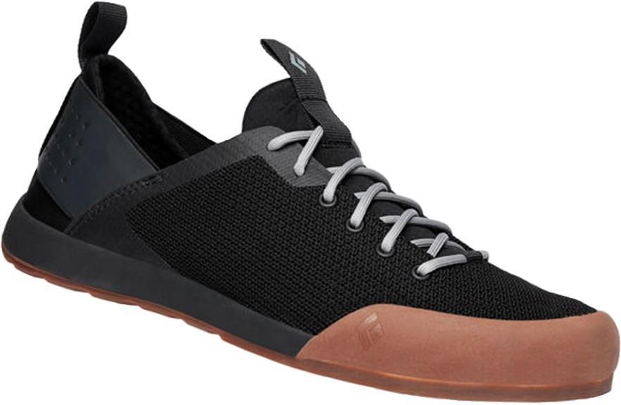 Black Diamond Session Approach Shoes, Uk 9 Black/Gum