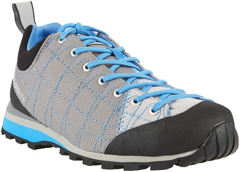 Dolomite Diagonal Lite Women's Approach Shoes, UK 7.5 Grey/Marina Blue
