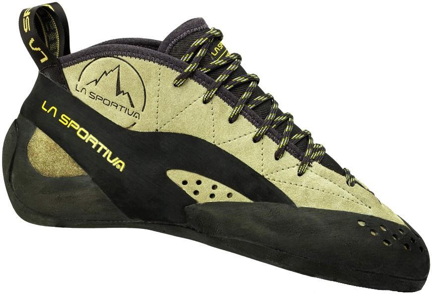 La Sportiva Adult Unisex Tc Pro Rock Climbing Shoe, Uk 11   Eu 45.5 Sage