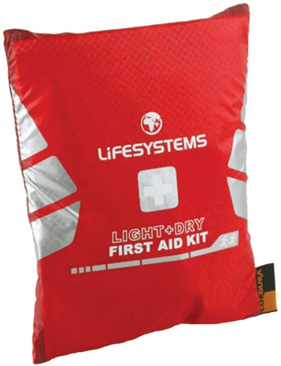 Lifesystems Light & Dry Pro Portable First Aid Kit 38 items Red